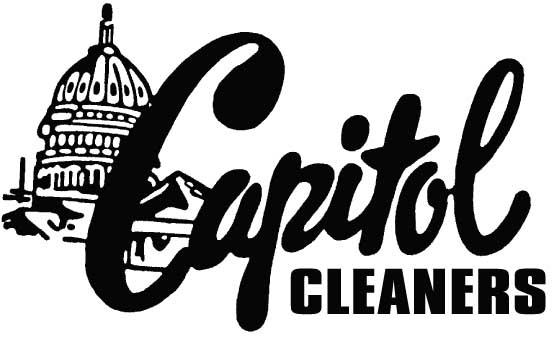 capitol cleaners logo